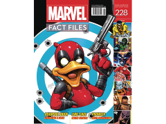 Marvel Fact Files #228