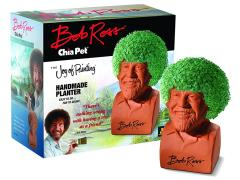 The Joy of Painting Bob Ross Chia Pet