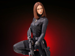Captain America: The Winter Soldier Collector's Gallery Black Widow Statue