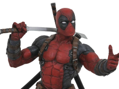 Marvel Premier Collection Deadpool Statue