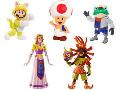 "World of Nintendo 4"" Figure Series 07 - Set of 5"