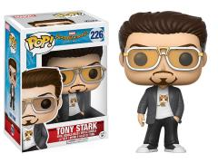 Pop! Marvel: Spider-Man: Homecoming Tony Stark