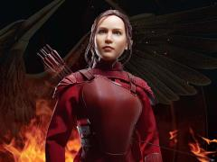The Hunger Games: Mockingjay Katniss Everdeen (Red Armor) 1/6 Scale Figure