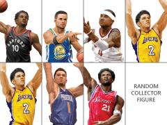 NBA Sportspicks Series 32 Case of 8 (With Collector Figure)
