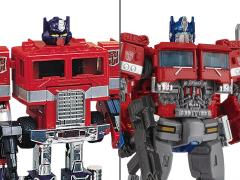 Transformers 35th Anniversary Convoy & Optimus Prime Exclusive Set