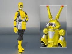 Power Rangers S.H.Figuarts Yellow Buster & Usada Lettuce Exclusive
