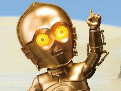 Star Wars Egg Attack Action EAA-008 C-3PO (A New Hope)