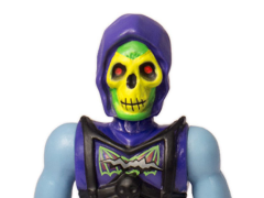 Masters of the Universe ReAction Battle Armor Skeletor (Battle Damaged) Figure