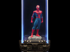 Marvel Super Hero Illuminate Gallery Spider-Man