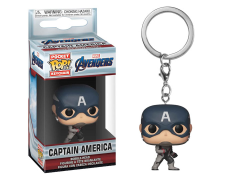 Pocket Pop! Keychain: Avengers: Endgame - Captain America