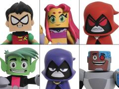 Teen Titans Go Vinimate Set of 6