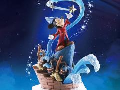 Disney D-Select DS-018 The Sorcerer's Apprentice PX Previews Exclusive Statue