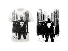 Marvel Punisher Blizzard T-Shirt