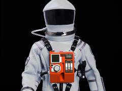 2001: A Space Odyssey 1/6 Scale Discovery Astronaut White Conceptual Space Suit