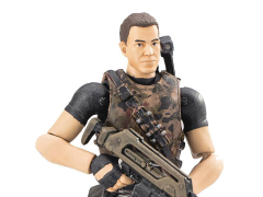 Aliens: Colonial Marines - 1:18 Scale Jeremy Cruz Action Figure