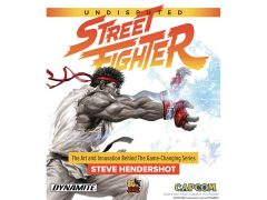 Undisputed Street Fighter Hardcover Art Book