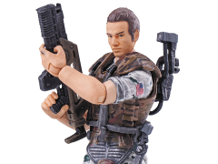 Aliens: Colonial Marines Hicks 1/18 Scale Action Figure