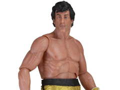 Rocky 40th Anniversary Series 01 Rocky Figure (Gold Trunks)