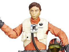 "Star Wars: The Black Series 6"" Poe Dameron (The Force Awakens)"