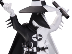 MAD Batman Black and White Spy Vs. Spy Statue (Peter Kuper)