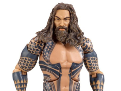 Justice League DC Comics Multiverse Aquaman (Collect & Connect Steppenwolf)