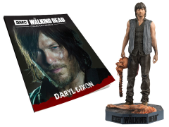 "The Walking Dead Collector's Models - #20 Daryl Dixon with ""Bowling Ball"""