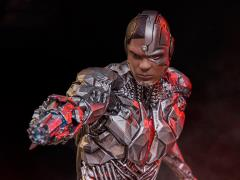 Justice League Cyborg 1/10 Art Scale Statue