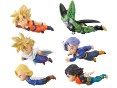 Dragon Ball Z World Collectable Figure Volume 03 - Set of 6