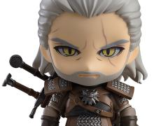 The Witcher 3: Wild Hunt Nendoroid No.907 Geralt