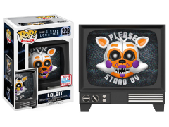 Pop! Games: Five Nights at Freddy's: Sister Location - Lolbit Exclusive