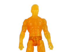 Vitruvian H.A.C.K.S. Male Figure Blank (Transparent Orange)
