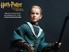 Harry Potter and the Chamber of Secrets Draco Malfoy (Quidditch Uniform) 1/6 Scale Figure
