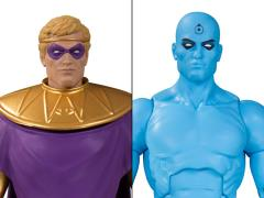 Watchmen Doomsday Clock Dr. Manhattan & Ozymandias Two-Pack