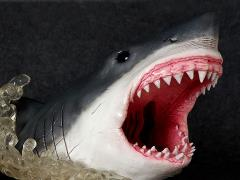 Great White Shark Predatory Scale Statue (LE 500)
