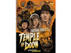 Indiana Jones Certain Doom Limited Edition Lithograph