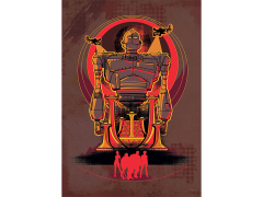 Ready Player One High Five & Iron Giant MightyPrint Wall Art