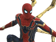 Avengers: Infinity War Gallery Iron Spider Statue