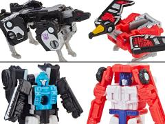 Transformers War for Cybertron: Siege Micromaster Wave 2 Set of 2 Two-Packs