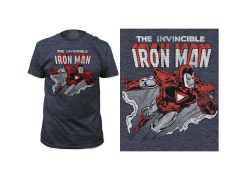 Marvel Iron Man Flying T-Shirt
