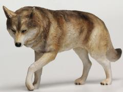 Animal Companion Wolf (Tan) 1/6 Scale Figure