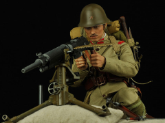 1/6 Scale WWII Japanese Infantry Army Figure