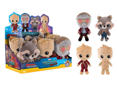 Hero Plushies: Guardians of the Galaxy Vol. 2 Box of 6