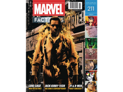 Marvel Fact Files #211