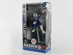 Madden NFL 18 Ultimate Team Series 2 Ezekiel Elliott Variant (Dallas Cowboys)