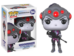 Pop! Games: Overwatch - Widowmaker