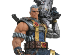 Marvel Premier Collection Cable Statue