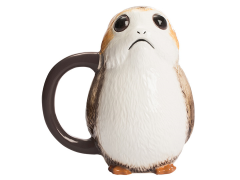 Star Wars: The Last Jedi Porg Premium Sculpted Ceramic Mug