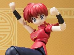 Ranma 1/2 S.H.Figuarts Ranma Saotome (Female Version)