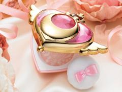 Sailor Moon Miracle Romance Crisis Moon Compact Cheek Exclusive