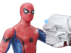 Spider-Man: Homecoming Web City Spider-Man Figure